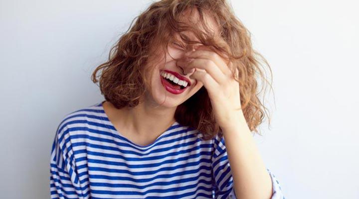 معیارهای انتخاب همسر - خندیدن