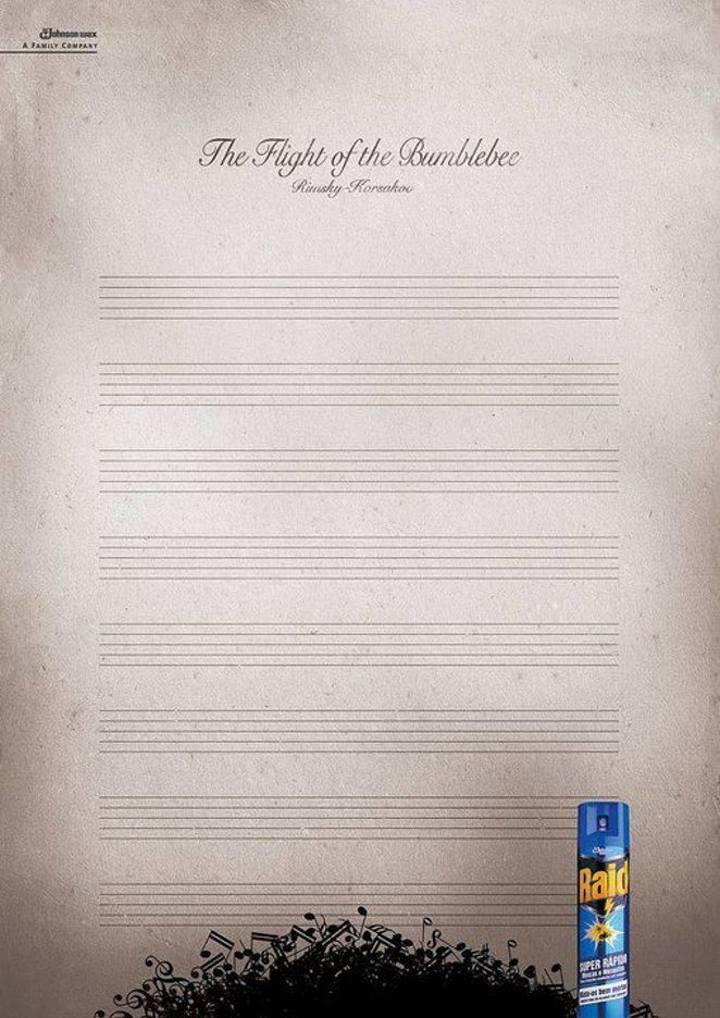 الهام گرفتن از موسیقی برای تبلیغات خلاقانه