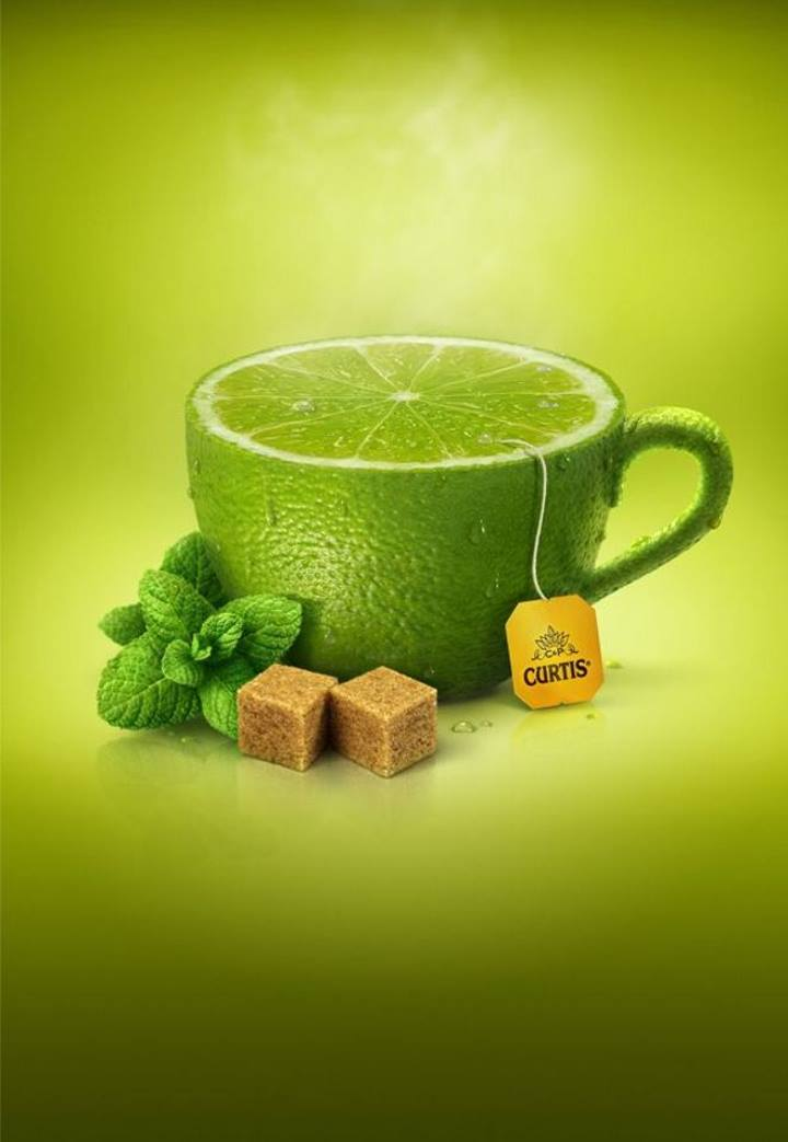 القای حسی از طعم و عطر برای تبلیغات خلاقانه