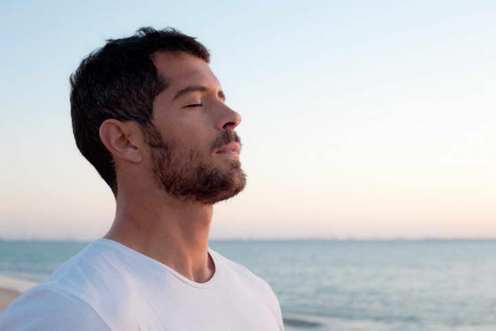 برای درمان استرس نفس تان را حبس کنید