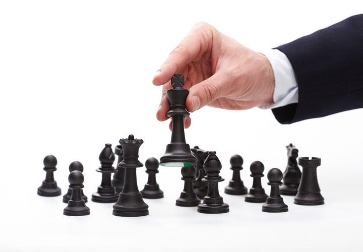 اصول دهگانه رهبری استراتژیک - قدرت اطلاعات سازمانی
