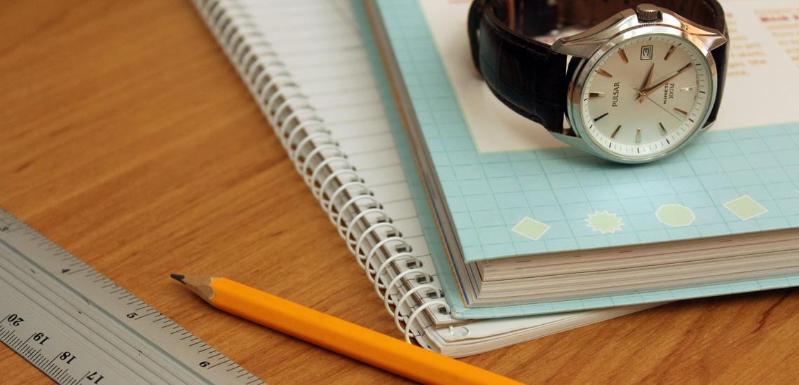 مدیریت زمان برای درس خواندن با ۱۱ گام موثر