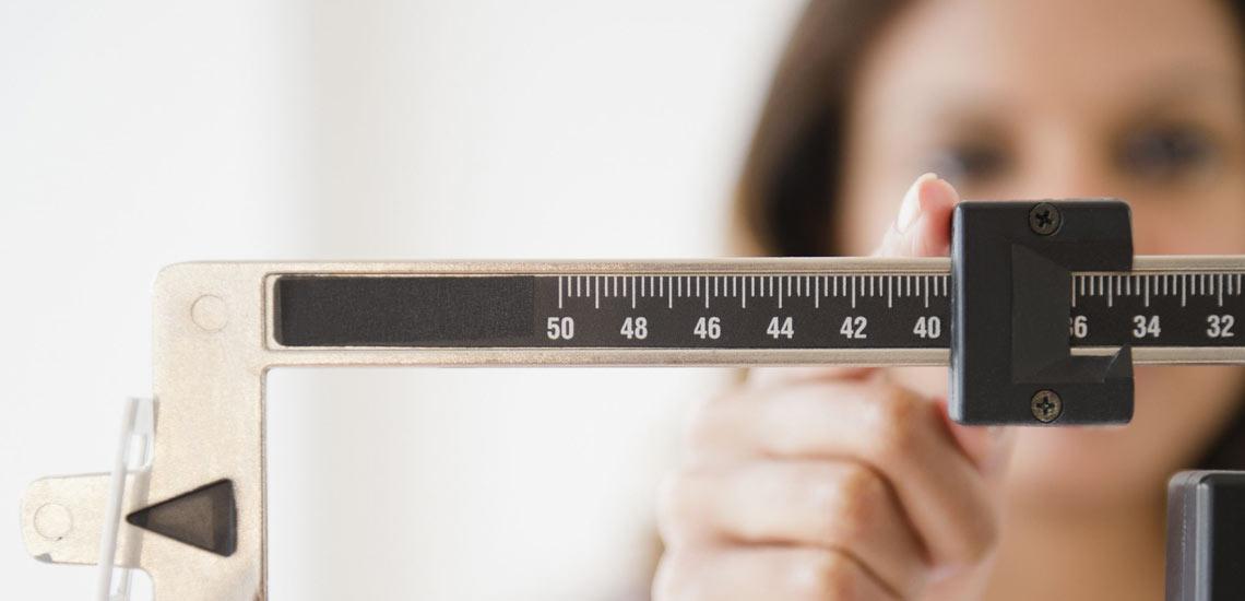 چگونه وزن خود را ثابت نگه داریم؟