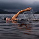 تناسب اندام با شنا