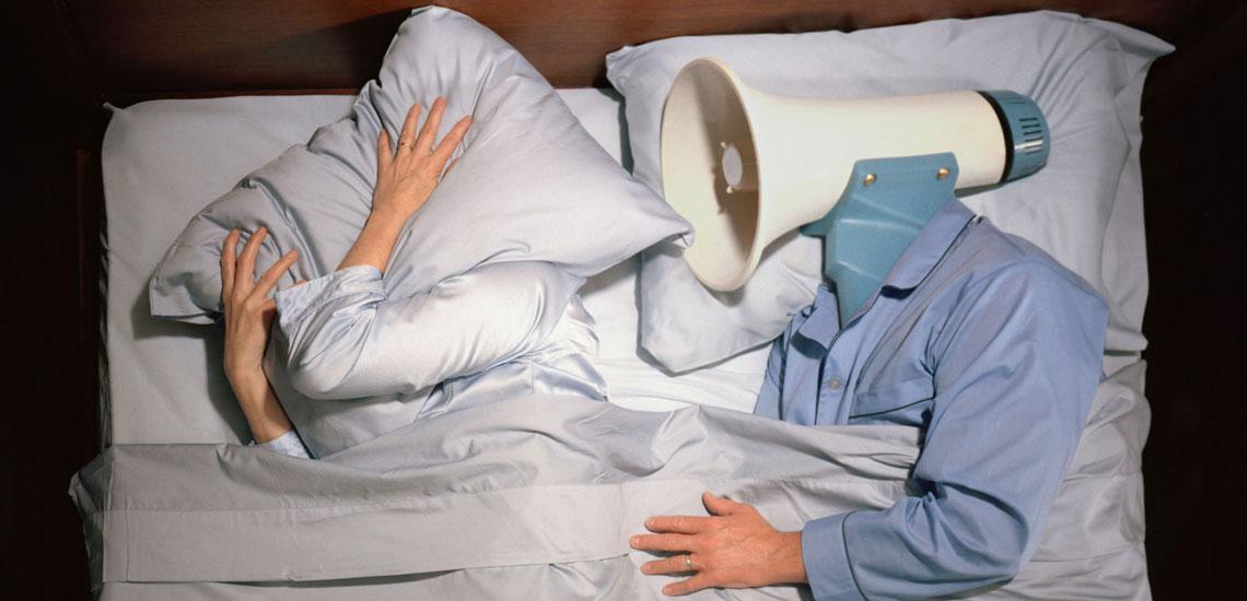 تماس با کارشناسان تلگرام درمان خروپف؛ علت اینکه شبها خروپف میکنیم چیست؟ | چطور