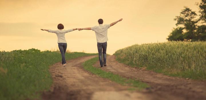 تصمیم گیری برای ازدواج - مسیر مشترک