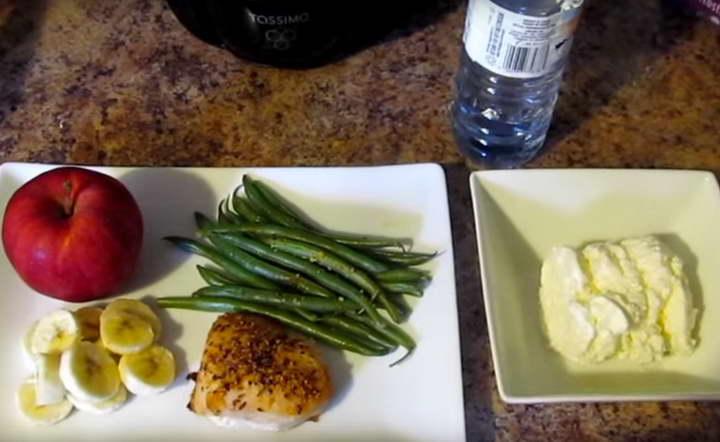 برنامه غذایی رژیم لاغری نظامی - رژیم لاغری یک هفته ای