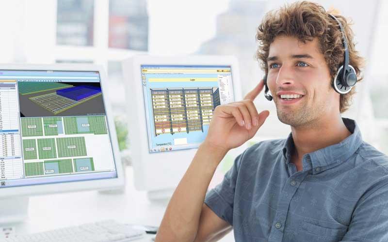 برقراری تماس شخصی - خدمات پس از فروش