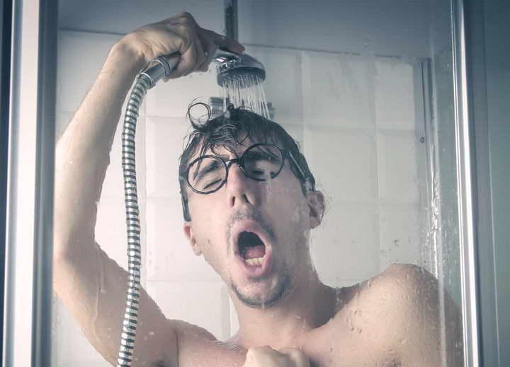 برای بهبود زندگی دوش آب سرد بگیرید