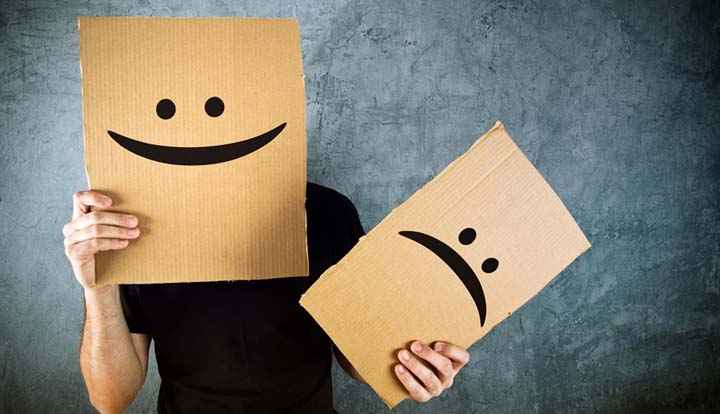 برای مقابله با افراد سمی شاد باشید