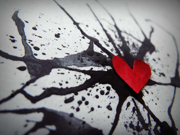 فکر می کنید عشق یعنی رنج کشیدن