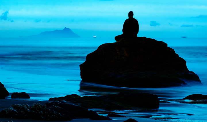 برای درمان استرس مدیتیشن کنید