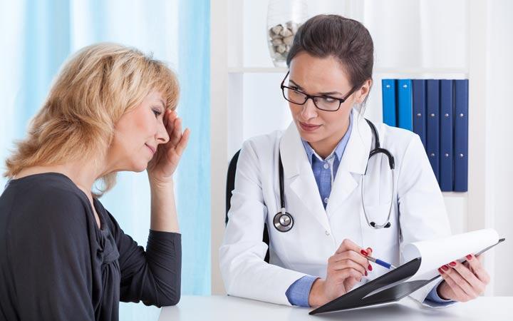 برنامه درمانی داشته باشید - درمان میگرن