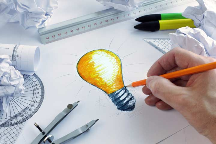 در طراحی محصول ابتدا مشکلات اصلی شناسایی شده و سپس برای آنها راه حل های مناسب تعریف می شود