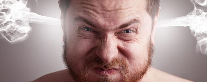 نیروی کمکی برای کنترل عصبانیت در برابر افراد سمی