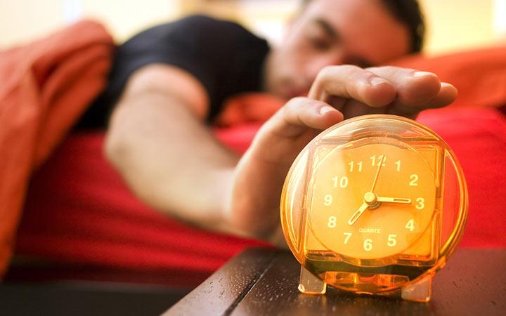 بهترین ساعت بیدار شدن از خواب