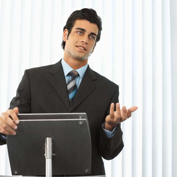برای فرار از ترس از سخنرانی برنامه ریزی داشته باشید