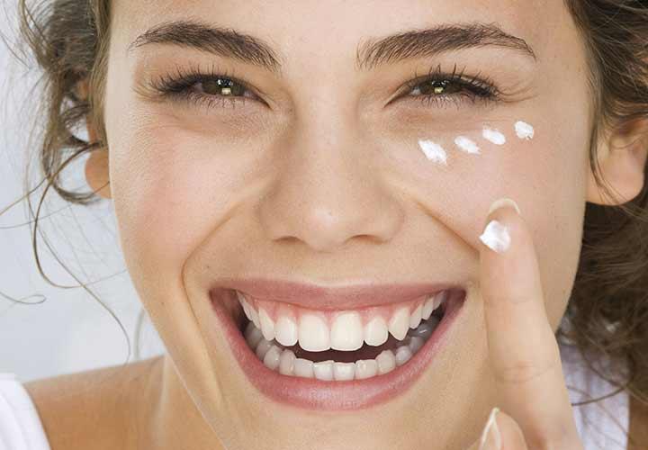 محصولات مناسب در مراقبت از پوست