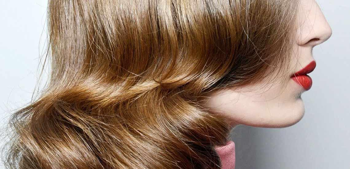 راز داشتن موهایی درخشان