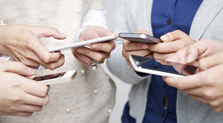انواع بازاریابی - بازاریابی موبایلی