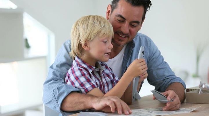 لجبازی کودک - همکاری