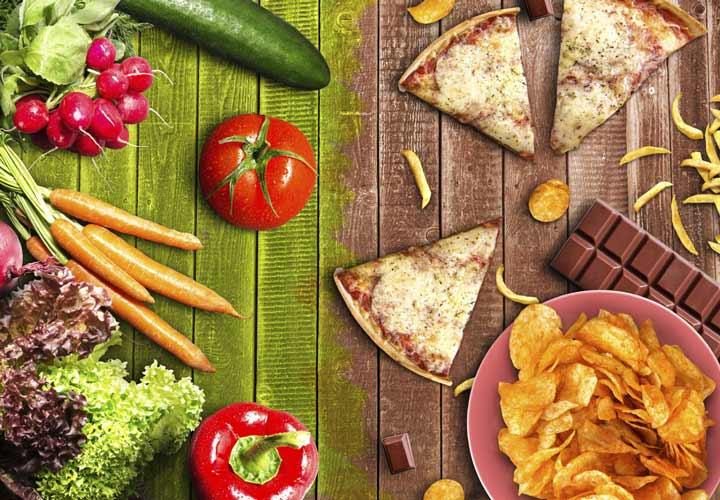 چرا داشتن رژیم غذایی سالم مهم است؟