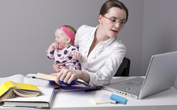 روایت های زیادی در مورد نحوه مدیریت زمان زنان شاغل وجود دارد - مدیریت زمان برای زنان شاغل