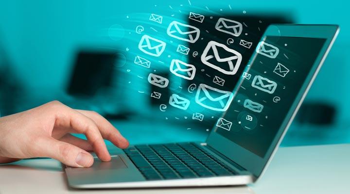 انواع بازاریابی - ایمیل