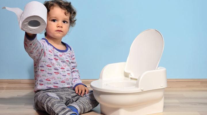 لجبازی کودک - آموزش توالت به کودکان لجباز