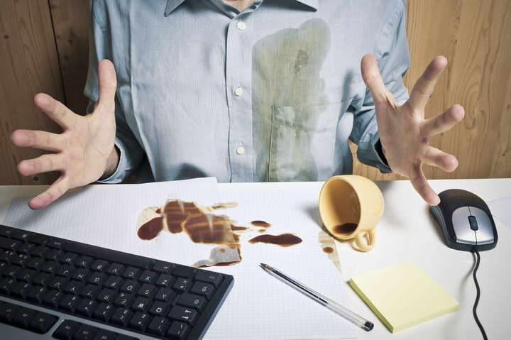 پاک کردن لکه قهوه - برطرف کردن انواع لکه ها
