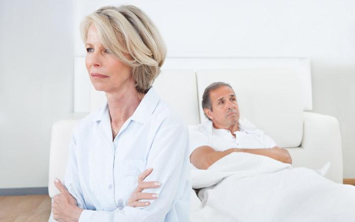 عوامل طلاق - ناسازگاری جنسی