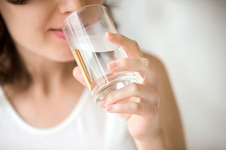 آب نوشیدن در ماه رمضان