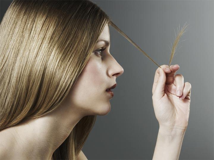 دلایل خشکی مو - آبرسانی به مو