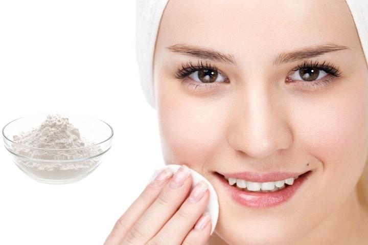 فواید جوش شیرین برای پوست و مو