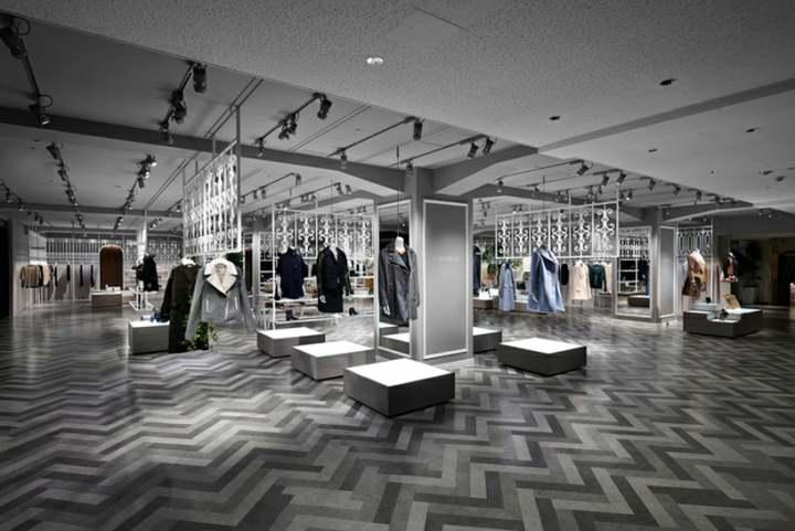 دکوراسیون مغازه - امکانات راحتی مشتری