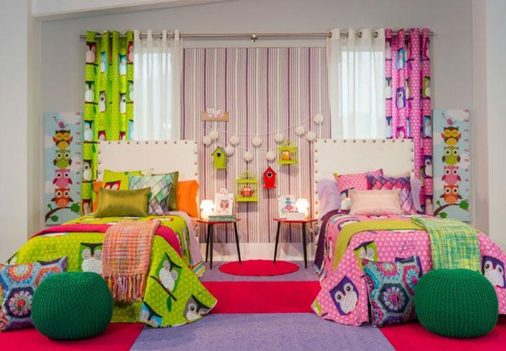 cortinas cuarto de bebe