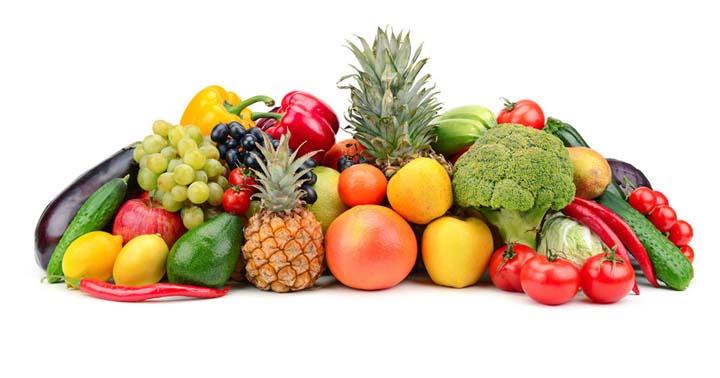 جویدن میوه و سبزی راهی برای جرم گیری دندان در خانه
