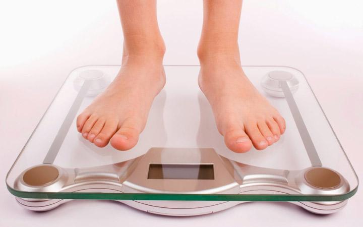 بازگشت افسردگی - تغییرات وزن