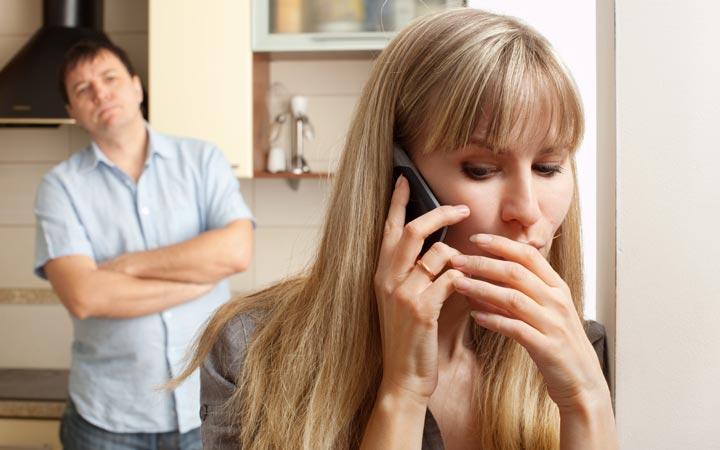 عوامل طلاق - خیانت