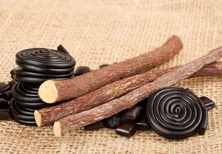 شیرین بیان گیاه معجزه آسا در کنترل ریزش مو - درمان ریزش مو