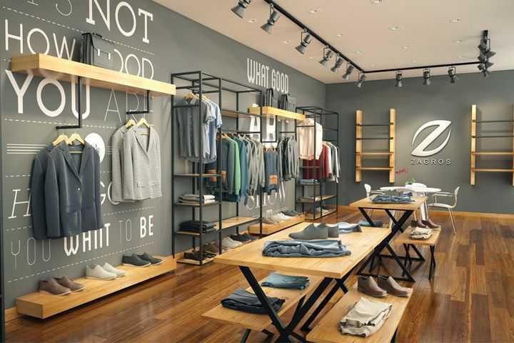 دکوراسیون مغازه - تعیین مسیر برای مشتری