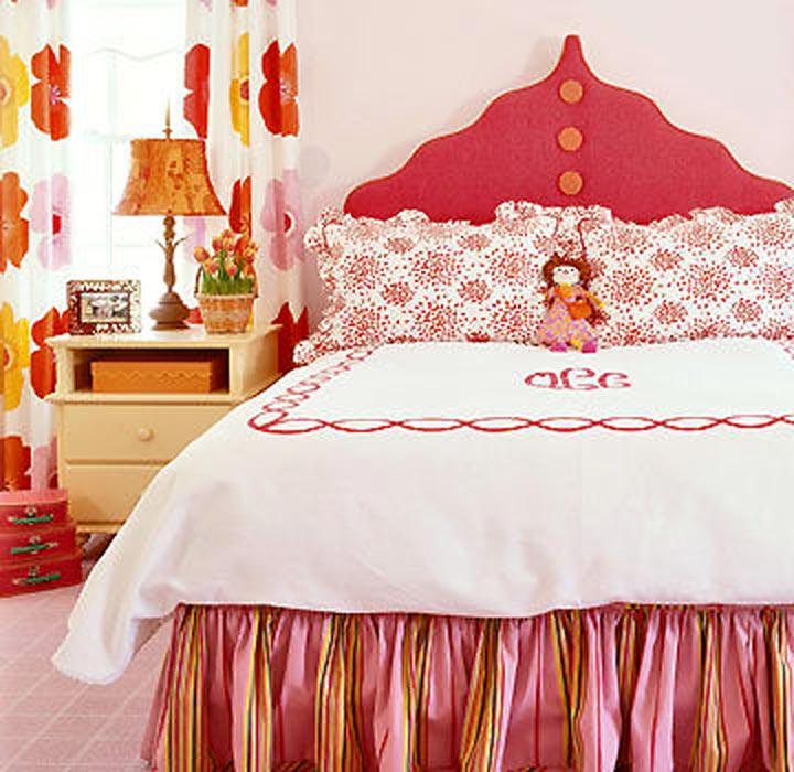 دکوراسیون اتاق خواب دخترانه با سبکی خاص