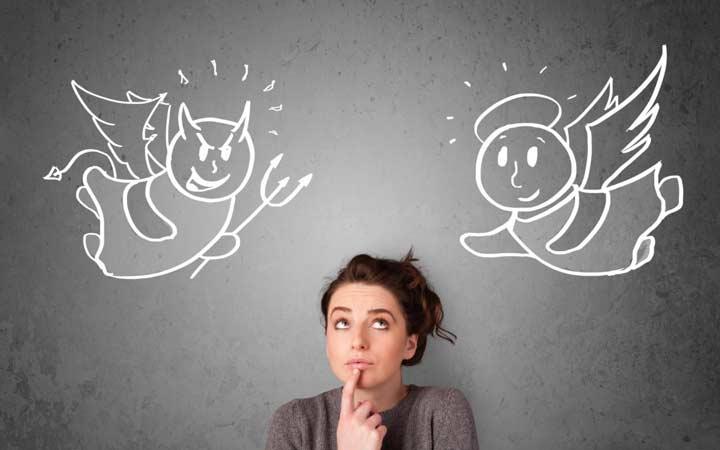 قدرت کلمات - تغییر گفتار درونی منفی