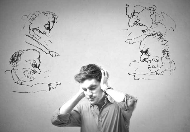 قدرت کلمات - خاموش کردن منتقد درونی