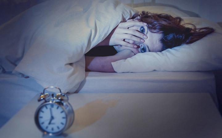 بازگشت افسردگی - اختلالات خواب