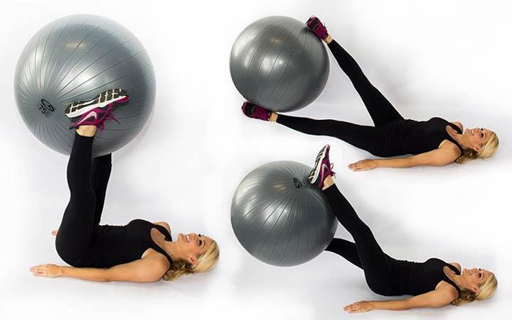 تمرینات شکم و حرکت تاق باز مورب