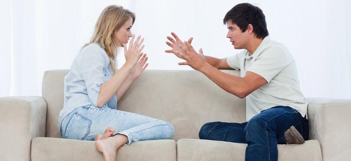 ارتباط - مشکلات زندگی مشترک