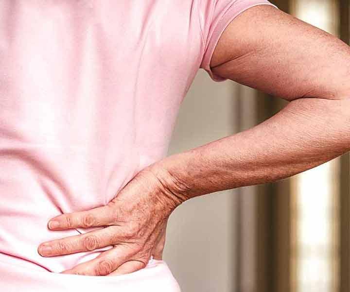 التهاب - انواع کمردرد