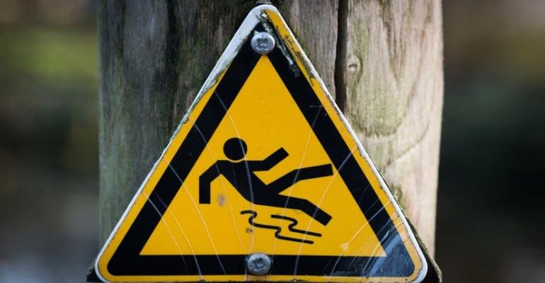 احساس گناه - خطر لغزش