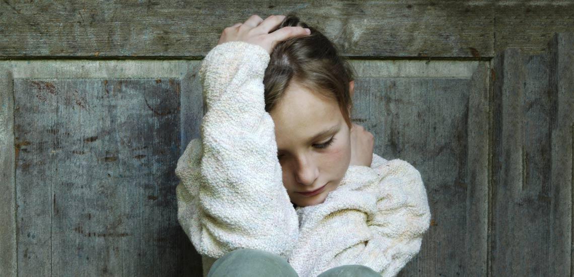 علائم استرس در کودکان؛ عوامل ایجاد و راههای درمان آن